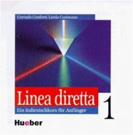 Linea diretta 1. Ein Italienischkurs für Anfänger. Lehrwerk für den kommunikativen Unterricht / Linea diretta 1