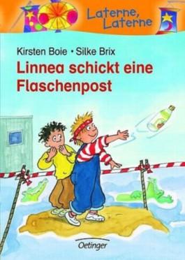 Linnea schickt eine Flaschenpost