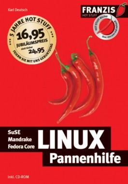 LINUX Pannenhilfe, m. CD-ROM
