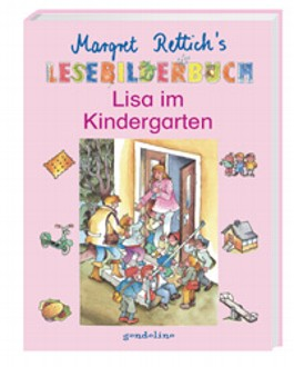 Lisa im Kindergarten