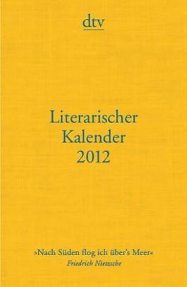 Literarischer Kalender 2012