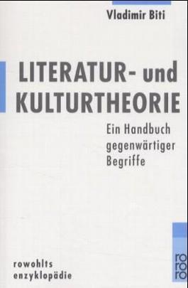 Literatur- und Kulturtheorie