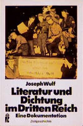 Literatur und Dichtung im Dritten Reich