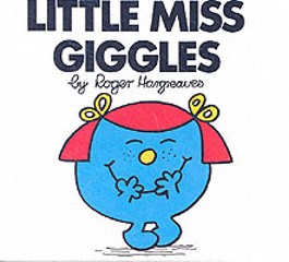 Little Miss Giggles (Little Miss Library)
