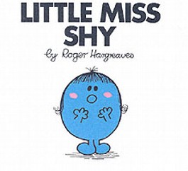 Little Miss Shy (Little Miss Library)