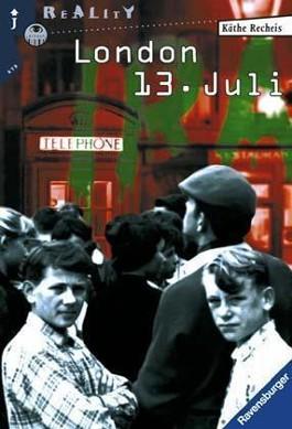 London, 13. Juli