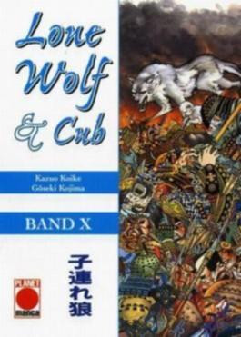 Lone Wolf & Cub. Bd.10