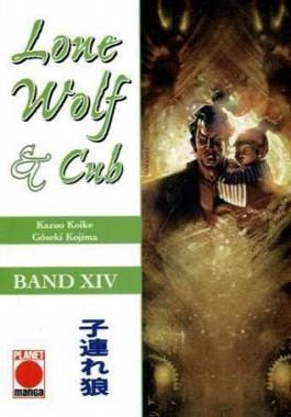 Lone Wolf & Cub. Bd.14