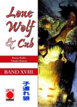 Lone Wolf & Cub. Bd.18