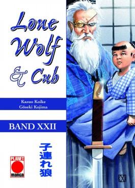 Lone Wolf & Cub. Bd.22