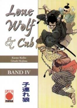 Lone Wolf & Cub. Bd.4