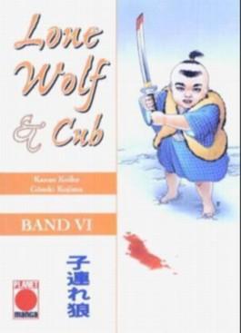Lone Wolf & Cub. Bd.6