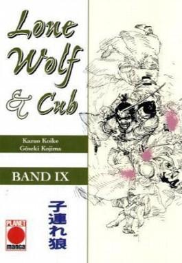 Lone Wolf & Cub. Bd.9