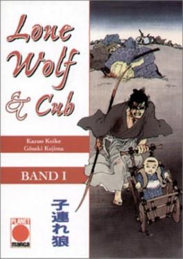 Lone Wolf und Cub 01