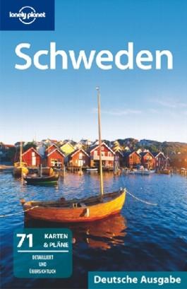 Lonely Planet Reiseführer Schweden