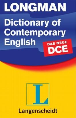 Longman Dictionary of Contemporary English (DCE4). Über 106.000 Stichwörter und Wendungen