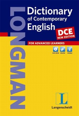 Longman Dictionary of Contemporary English (DCE)