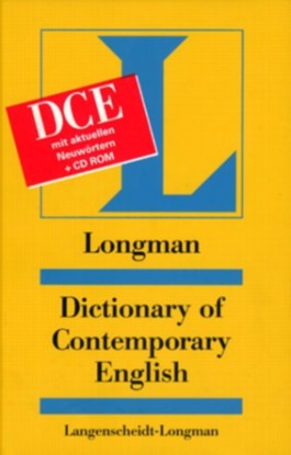 Longman Dictionary of Contemporary English (DCE), m. CD-ROM