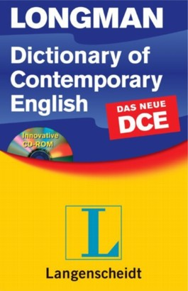Longman Dictionary of Contemporary English (DCE). Mit CD-ROM.