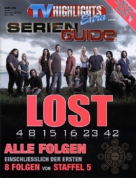Lost, TVSerienHighlights SerienGuide