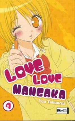Love Love Mangaka 04