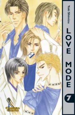 Love Mode, Band 7