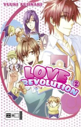 Love Revolution 02
