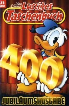 LTB Lustiges Taschenbuch 400 Jubiläumsausgabe mit LTB Sammelbox 2010