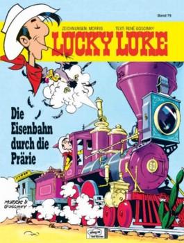Lucky Luke / Die Eisenbahn durch die Prärie
