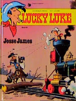 Lucky Luke / Jesse James