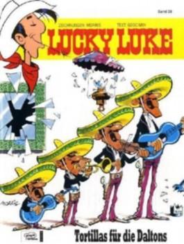 Lucky Luke / Tortillas für die Daltons