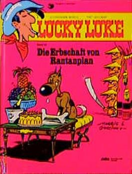 Lucky Luke, Bd.53, Die Erbschaft von Rantanplan