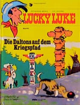 Lucky Luke, Bd.60, Die Daltons auf dem Kriegpfad