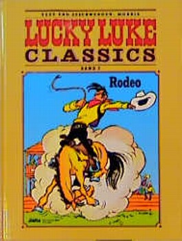 Lucky Luke Classics, Bd.2, Rodeo