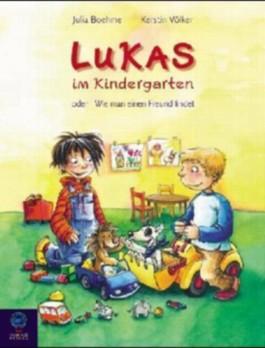 Lukas im Kindergarten