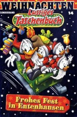 Lustiges Taschenbuch Weihnachten 14