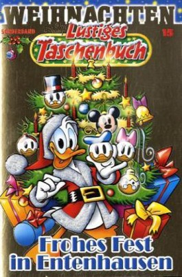 Lustiges Taschenbuch Weihnachten 15