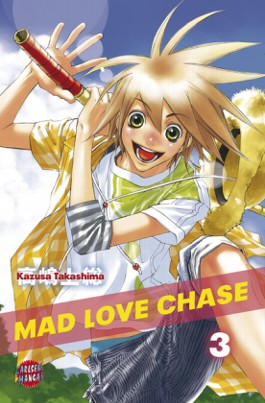 Mad Love Chase, Band 3