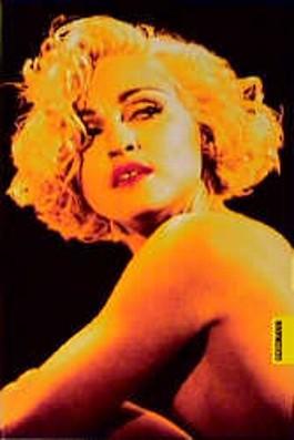 Madonna unverhüllt. Die Biographie