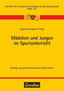 Mädchen und Jungen im Sportunterricht