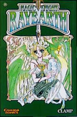 Magic Knight Rayearth, Bd.6, Starke Herzen