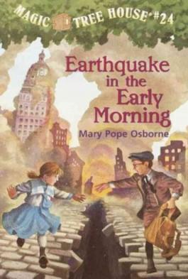 Magic Tree House - Earthquake in Early Morning