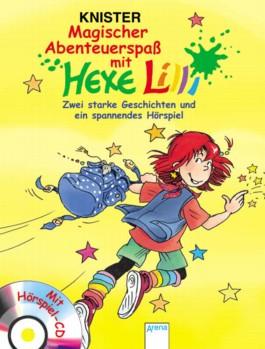 Magischer Abenteuerspaß mit Hexe Lilli, m. Audio-CD
