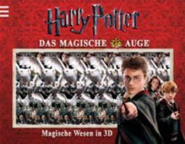 Magisches Auge - Harry Potter