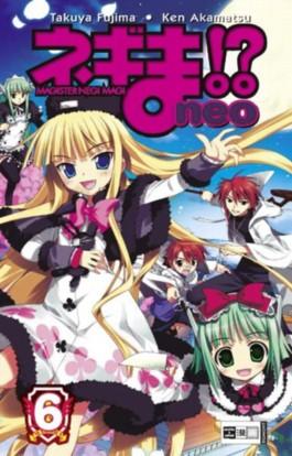 Magister Negi Magi Neo 06