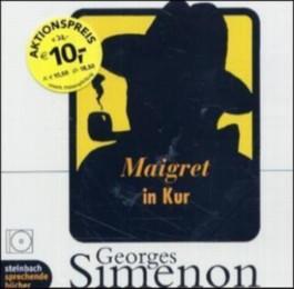Maigrets Nacht an der Kreuzung, 1 Audio-CD