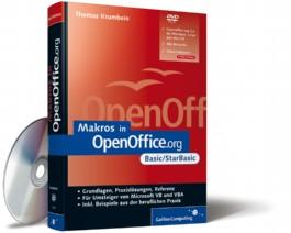 Makros in OpenOffice.org 2.3 Basic/StarBasic, m. DVD-ROM