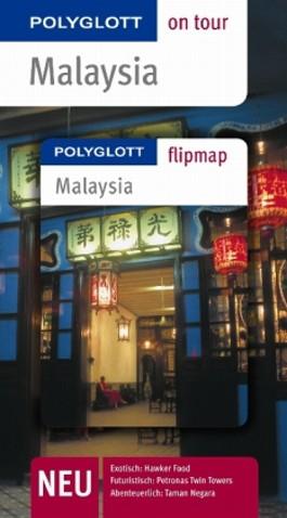 Malaysia - Buch mit flipmap