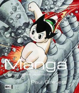 Manga - Sechzig Jahre japanische Comics