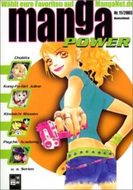 Manga Power. Bd.11